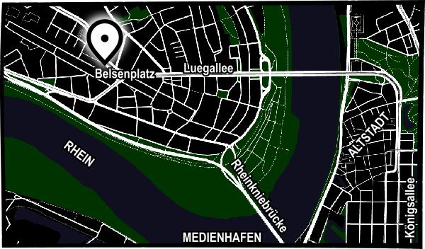 T1] Hotel Düsseldorf Oberkel | me and all hotels on